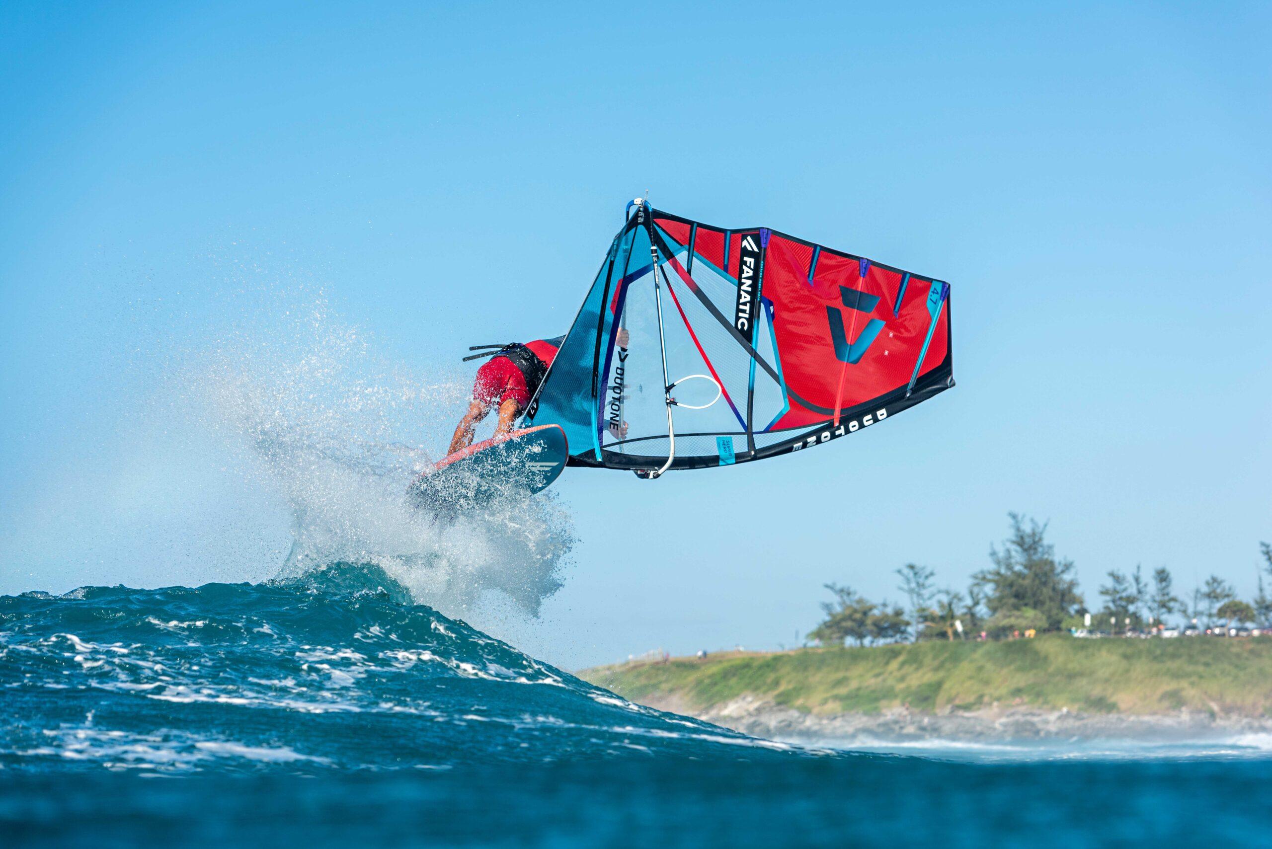 Brandneu zum Surf-Festival: Das Duotone SUPER_HERO 2022
